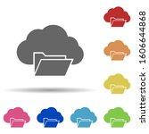 cloud  folder  download in...