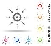 target  arrow  focus in multi...