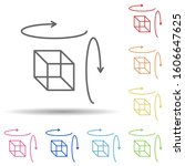 augmented reality  object  cube ...