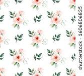 seamless background  pattern ...   Shutterstock . vector #1606806835