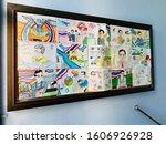 bangkok  thailand   jan 05 2020 ... | Shutterstock . vector #1606926928