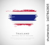 Happy National Day Of Thailand...