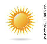 power sun | Shutterstock .eps vector #160809446