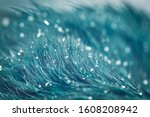 Calm Turquoise Background....