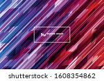 abstract of technology colorful ... | Shutterstock .eps vector #1608354862