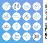 webdesign icon set and...