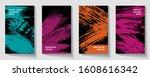 book cover design vector... | Shutterstock .eps vector #1608616342