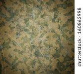 desert army camouflage... | Shutterstock . vector #160863998