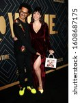 Small photo of LOS ANGELES - JAN 4: Yassir Lester, Chelsea Devantez at the Showtime Golden Globe Nominees Celebration at the Sunset Tower Hotel on January 4, 2020 in West Hollywood, CA