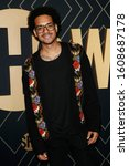 Small photo of LOS ANGELES - JAN 4: Yassir Lester at the Showtime Golden Globe Nominees Celebration at the Sunset Tower Hotel on January 4, 2020 in West Hollywood, CA