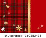 Background Of Christmas Plaid