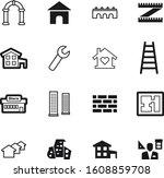 Construction Vector Icon Set...
