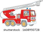 Fire Engine Carrying...