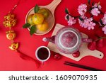 Chinese New Year Background...