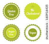set of labels  badges and... | Shutterstock .eps vector #160916435