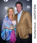 Small photo of Kathy Hilton,Rick Hilton at MOTO 7 Motorola TOYS FOR TOTS 7th Anniversary Benefit, The American Legion, Hollywood, CA, November 03, 2005