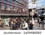 ueno  tokyo  japan  december 29 ...   Shutterstock . vector #1609488085