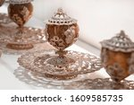 Antique Utensils For Eating....