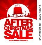 After Christmas Sale Design...