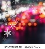 Christmas Background Design Of...