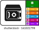 strongbox | Shutterstock .eps vector #161021798