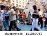 Buenos Aires   Nov 30  Street...