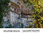 Remote Orthodox Monastery Of St ...
