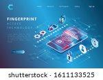 biometric illustration of...