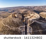 The Slope Of Mount Herodion  O...