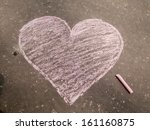 Cartoon Heart Love