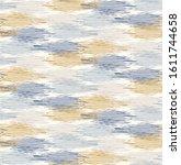 grey french linen vector broken ... | Shutterstock .eps vector #1611744658