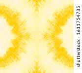 Yellow Kaleidoscope Tile....