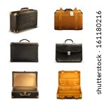 3d,aged,antique,background,bag,baggage,black,box,briefcase,business,case,classic,damaged,design,destination