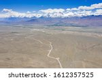Sierra Nevada's Mountain Range...