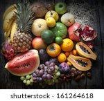 Exotic Fruits Variety Still...