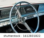 Steering Wheel And Panel With...
