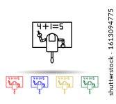 smart robot  teacher robot...