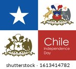 Illustration Of Chile National...