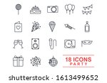 set party icon template color...