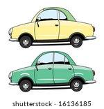 cars | Shutterstock .eps vector #16136185
