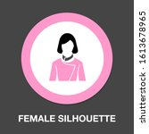 Business Women Icon   Female...