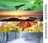 Four Seasons Concept With...