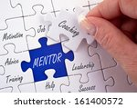 mentor | Shutterstock . vector #161400572