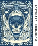 last hero | Shutterstock .eps vector #161401505