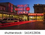 seattle  washington united... | Shutterstock . vector #161412836