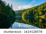 Proscansko Lake Is One Of The...