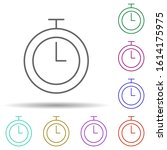 sport  timer multi color style...