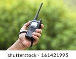 Handheld  Walkie Talkie For...
