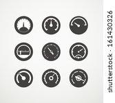 different slyles of... | Shutterstock .eps vector #161430326