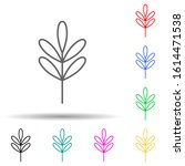 acacia multi color style icon....